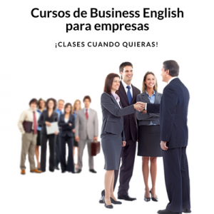 Clases de Business English para empresas