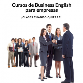 Cursos de Business English para empresas